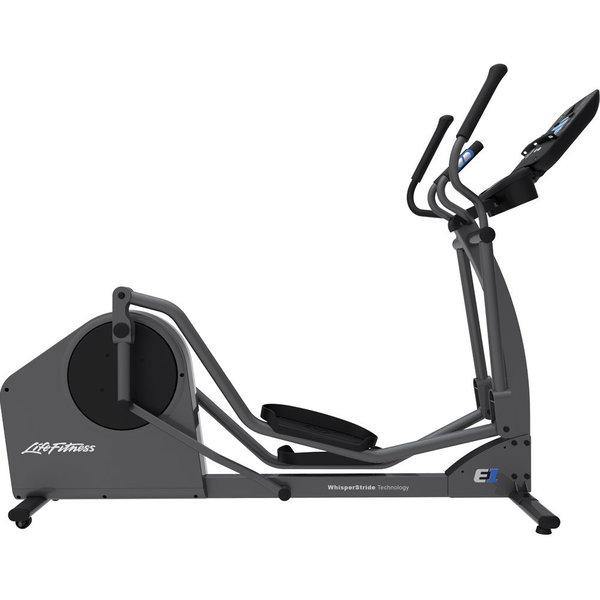 Life Fitness E1 Elliptical - Go console