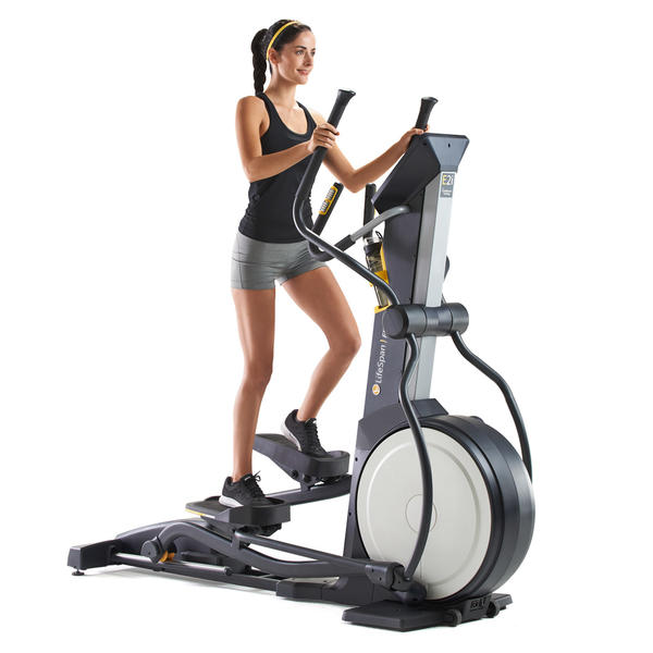 LifeSpan Fitness E2i Elliptical (Web Promotion ONLY)