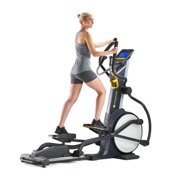 LifeSpan Fitness E3i Elliptical (Web Promotion ONLY)