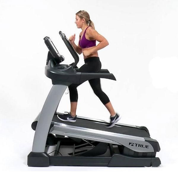 "True Fitness Alpine Runner Treadmill-16"" Touch Console"