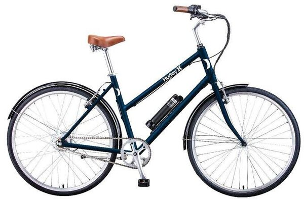 """Hurley Amped ST EBIKE 19"""" Low Step"""