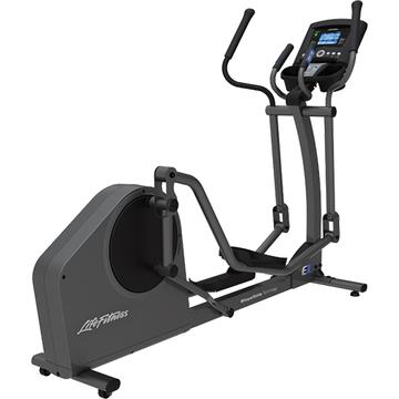 Life Fitness E1 Elliptical - Track console