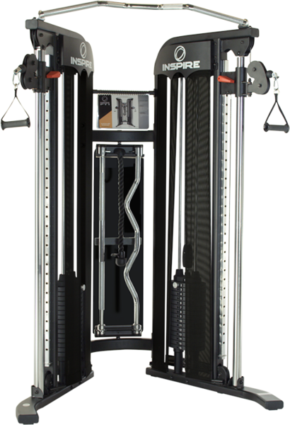 Inspire Fitness FT1 FUNCTIONAL TRAINER WITH BENCH