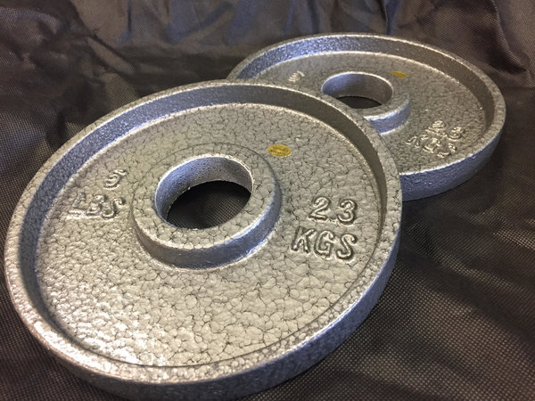 Hampton Fitness Olympic Wide Flange