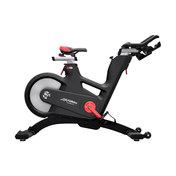 Life Fitness IC7 INDOOR CYCLE With My Ride!