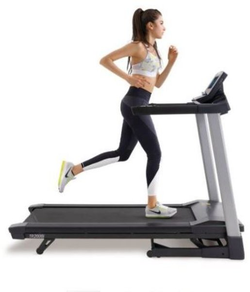 LifeSpan Fitness TR2000i Folding Treadmill