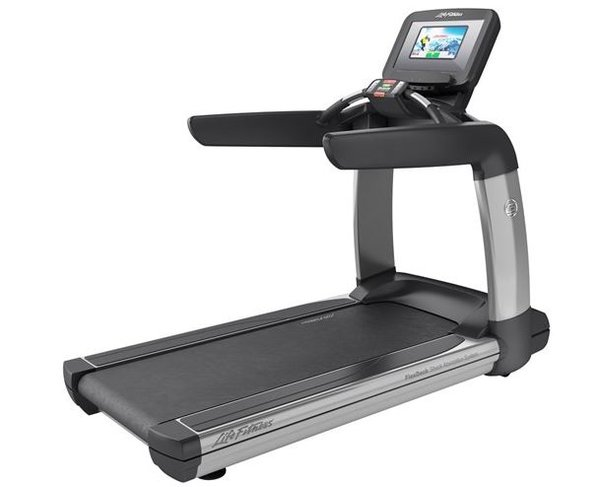 "Life Fitness DISCOVER SI Platinum Club Series with 10"" Console"