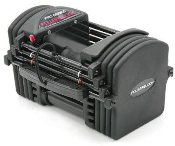 PowerBlock Pro Expandable 5 to 50lbs (base set)
