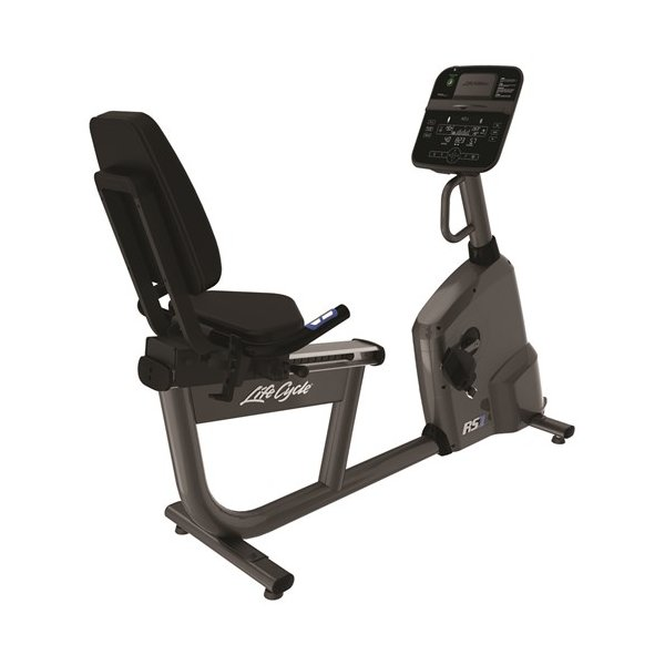 Life Fitness RS1 Lifecycle - Track console