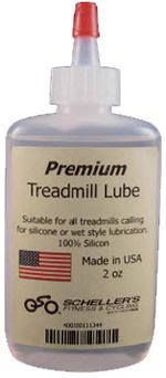Scheller's Premium Treadmill Lubricant