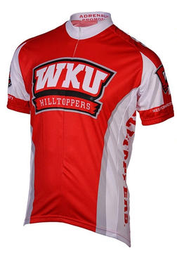 Adrenaline Promotions Western Kentucky University Jersey