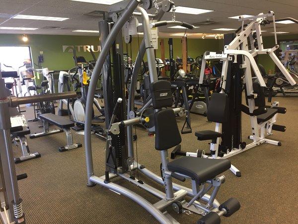 AFG 2.0 home gym