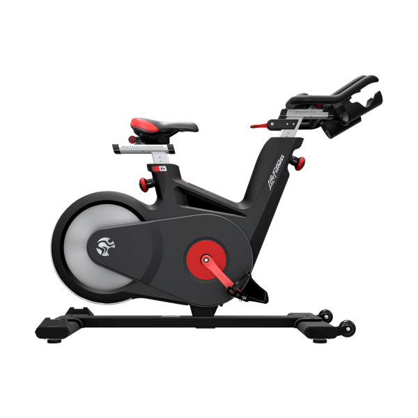 Life Fitness IC6 INDOOR CYCLE With My Ride!