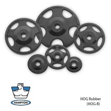 Hampton Fitness HOG Rubber Plates