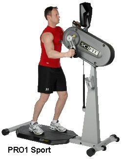 SciFit Pro 101-Int Sport Upper Body Exerciser