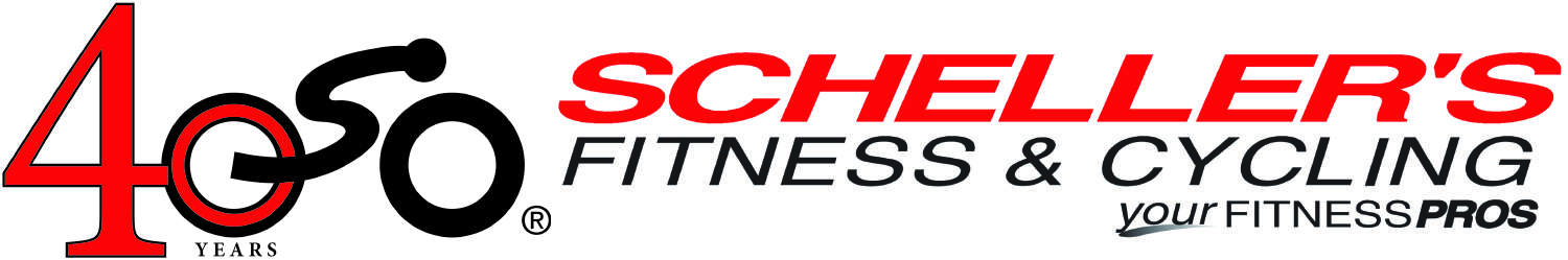 Scheller's Fitness & Cycling Logo