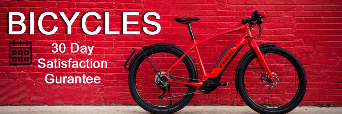 Great Bicycles at Scheller's Fitness and Cycling