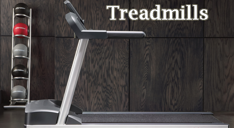 Treadmills at Scheller's Fitness and Cycling