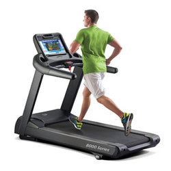 Brigadoon Fitness | Green Series 8000 Series Treamill