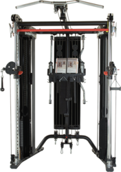 Inspire Fitness FT2 Functional Trainer With Smith Attachment & Bench
