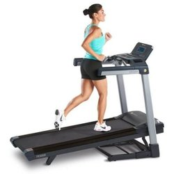 LifeSpan Fitness TR3000i Folding Treadmill w/Touchscreen