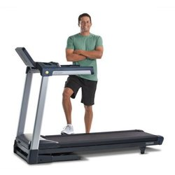 LifeSpan Fitness TR5500i Folding Treadmill w/Touch screen