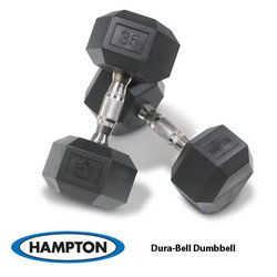 Hampton Fitness DuraBell 55.0# Pair