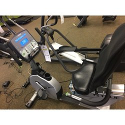 True Fitness Used Recumbent ES700