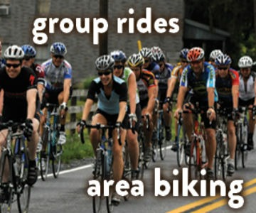 group rides area biking