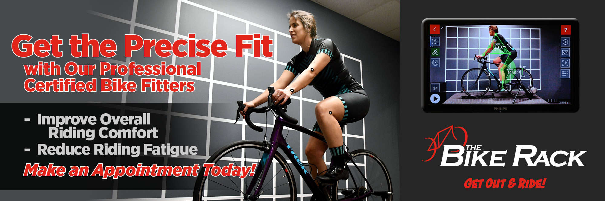 Get fit & be fit!