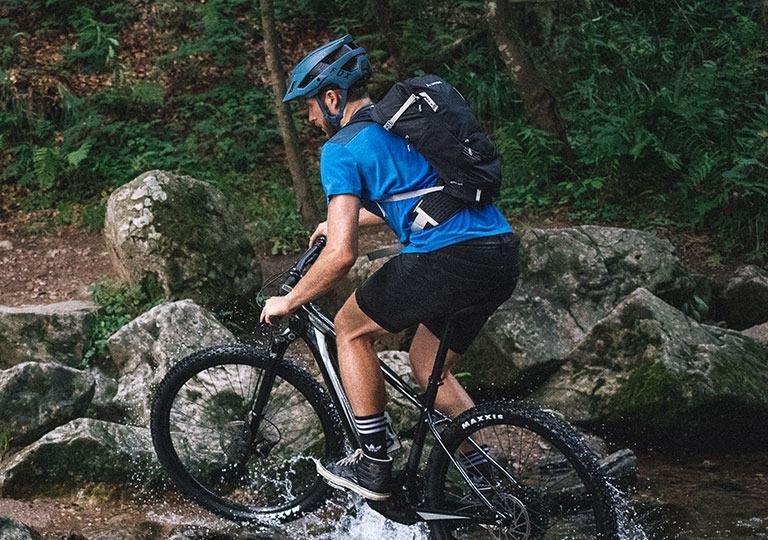 people wearing cycling gear