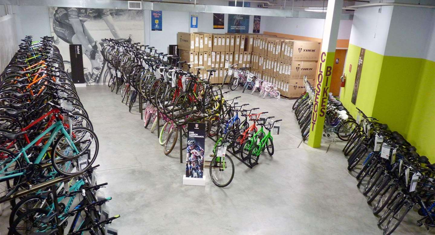 Bikes for the whole family- Nebraska Bicycle Shop