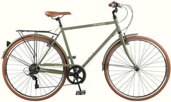 Retrospec Beaumont City Bike 7 Speed