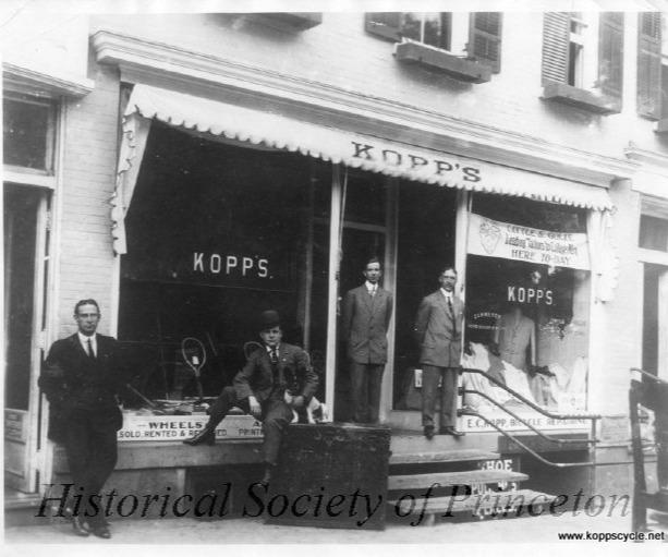 Kopp's Original Storefront