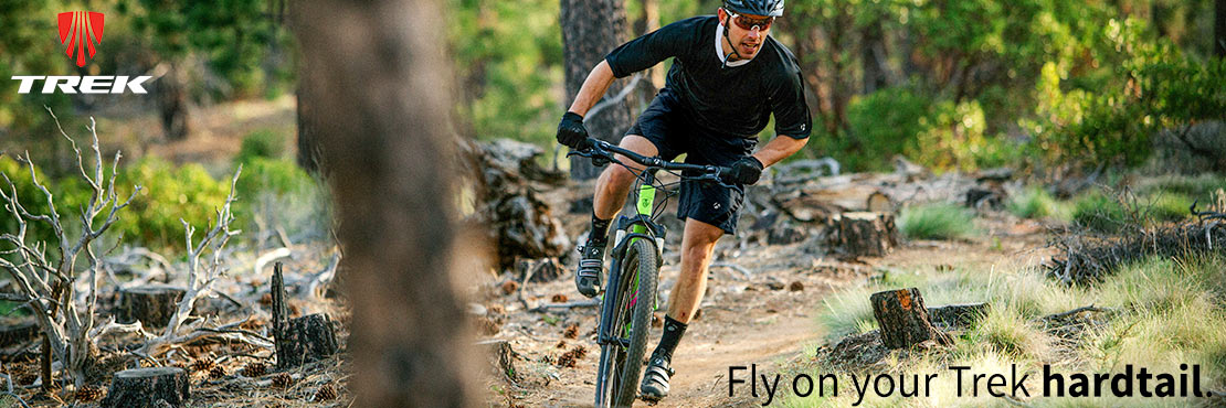 Fly with the perfect hardtaill from Trek at Idaho Mountain Trading