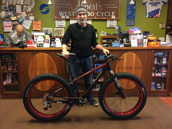 Another Borealis out the Door! Thanks Peter!