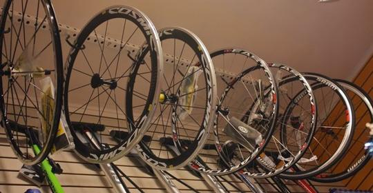 Zipp, Mavic, Easton, Sram, Shimano, Hed, Rolf, Roval, and Giant Wheels are available at Westwood Cycle!