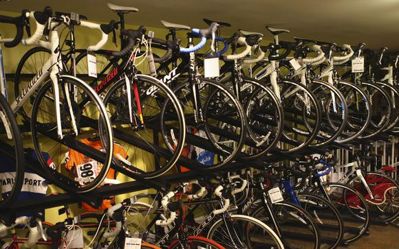 Beginner road bikes to Pro Racing Road bikes are available at Westwood Cycle!
