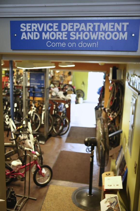 Westwood Cycles provides the best service in New Jersey for bicycle repairs and adjustments.