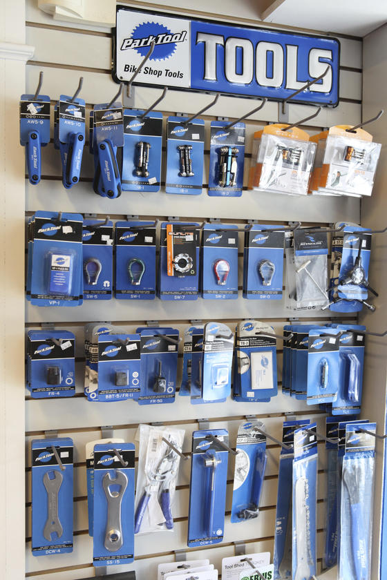 Westwood Cycle carries tools by Park for your DIY needs.