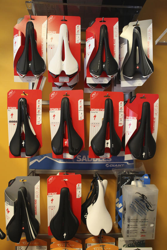 Westwood Cycle carries Specialized Saddles.