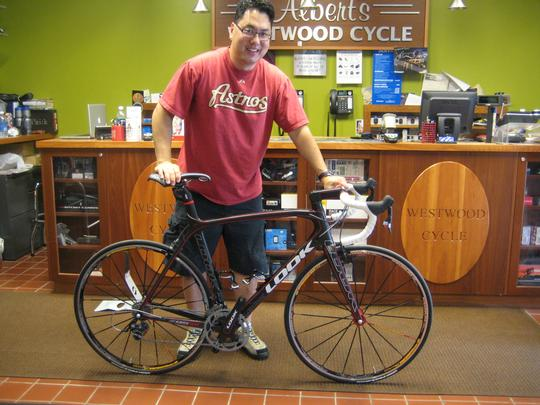Westwood Cycle carries bikes from Specialized, Giant, and Felt!