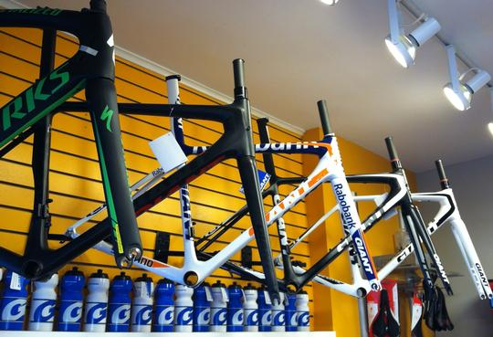 Build your own! We have a large selection of frames!