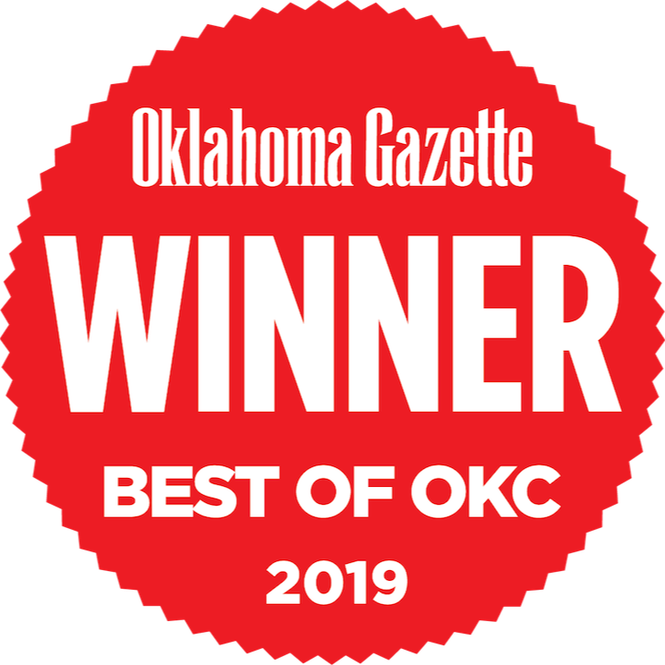 oklahoma gazette winner best of OKC 2019