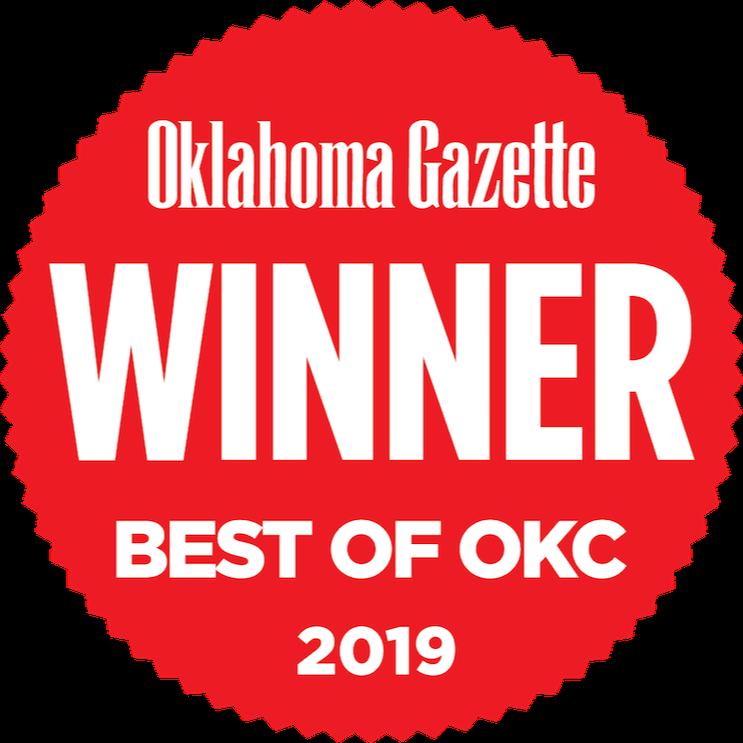 oklahoma gazette winner best of OKC 2019