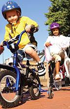 Diamondback's kids' bikes are top-notch!