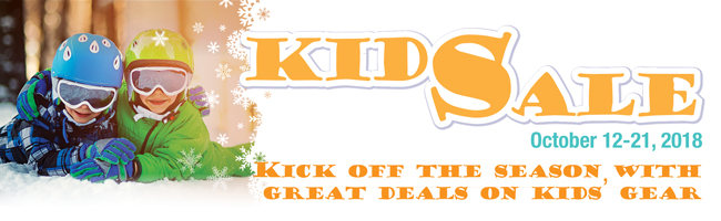 Hoigaards Kids sale 2018