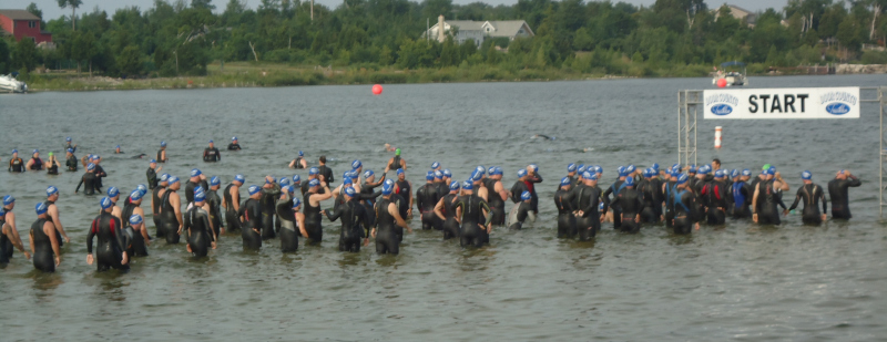 Door County Triathlon July 19th and 20th, 2014