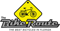 The Bike Route Logo