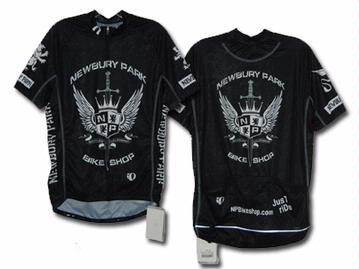 NPBS Pearl Izumi NPBS Logo Short-Sleeve Jerseys